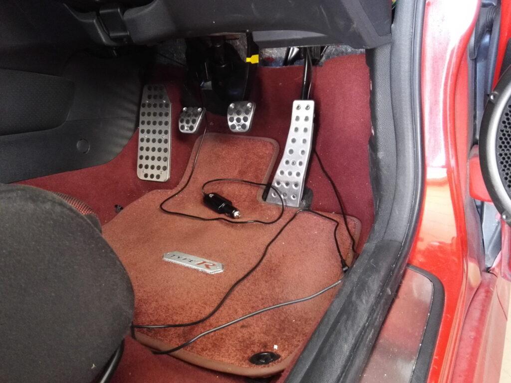 シビックタイプRユーロドライブレコーダー
