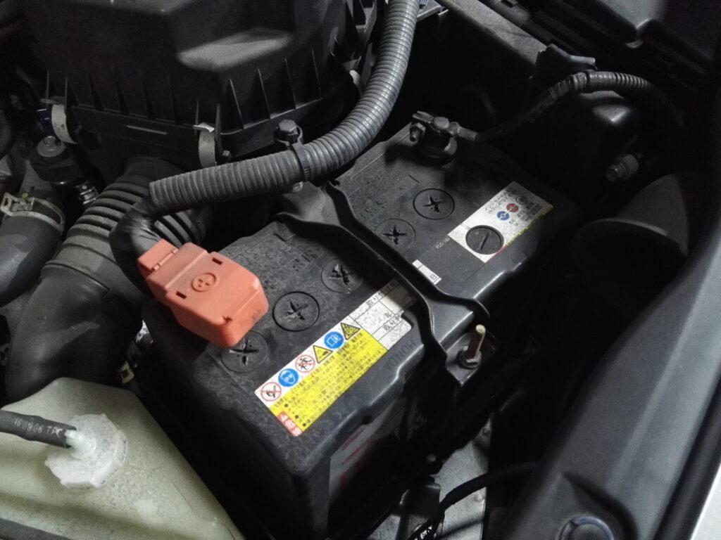 ストリームバッテリー交換