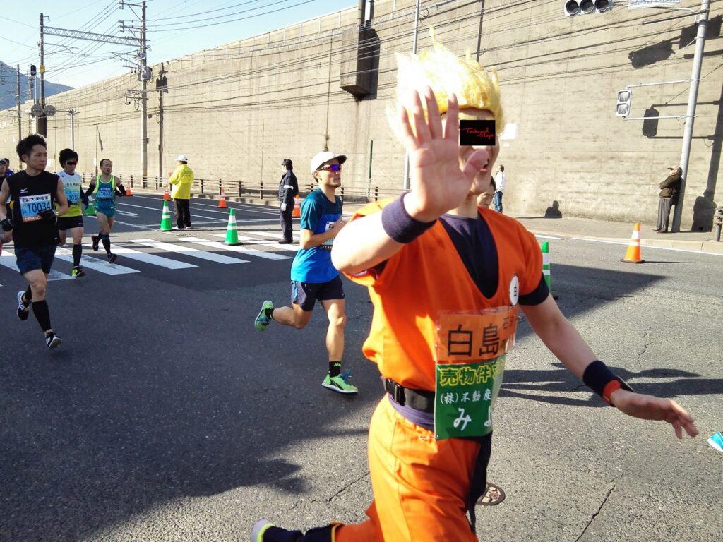 北九州マラソン2018