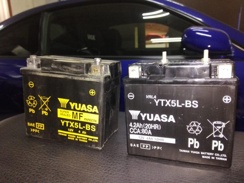 シグナスX燃料ポンプ交換
