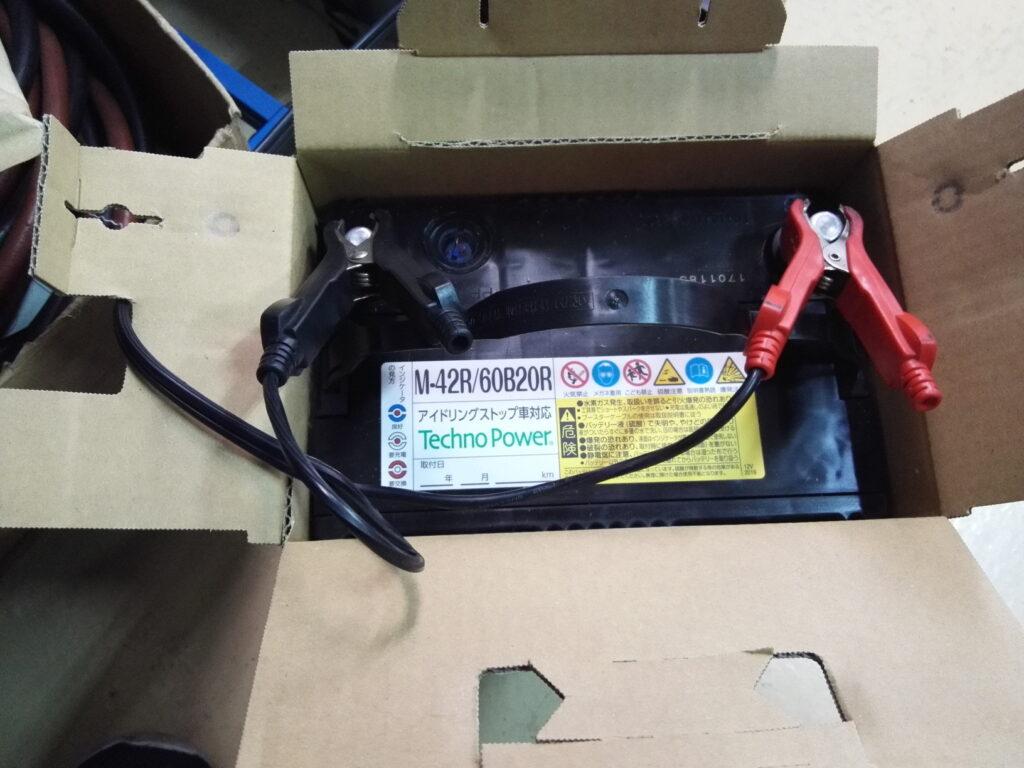 N-BOX車検