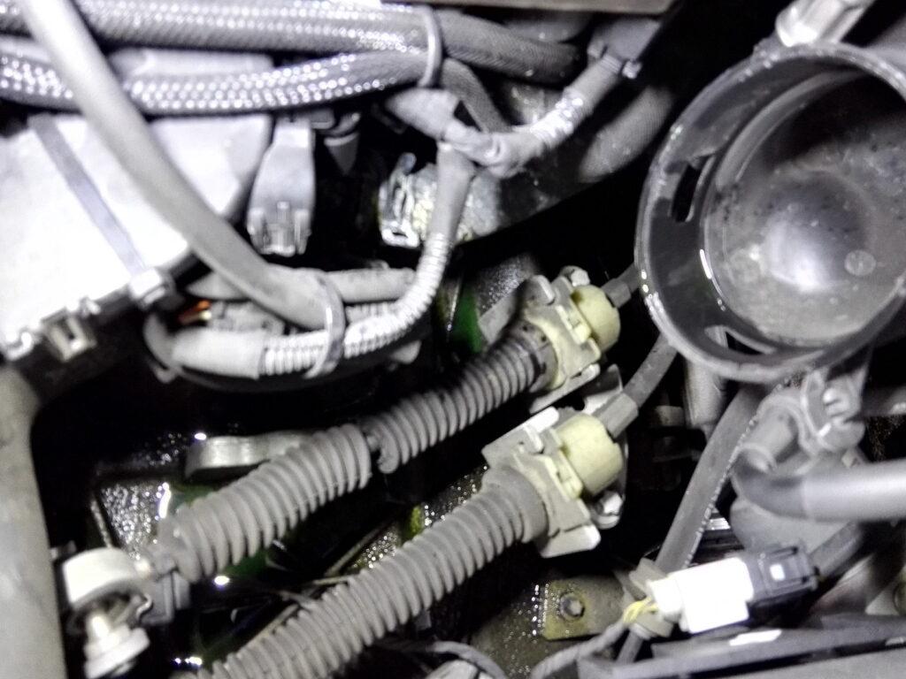 ミニ水漏れ修理